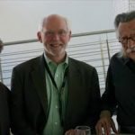 Tibor Vamos, Michael Mahoney, Joseph Weizenbaum at MEDICHI 2007