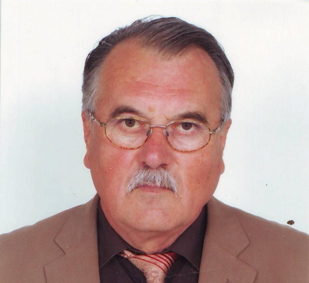 Győri István fényképe