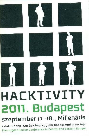 HACKTIVITY 2011