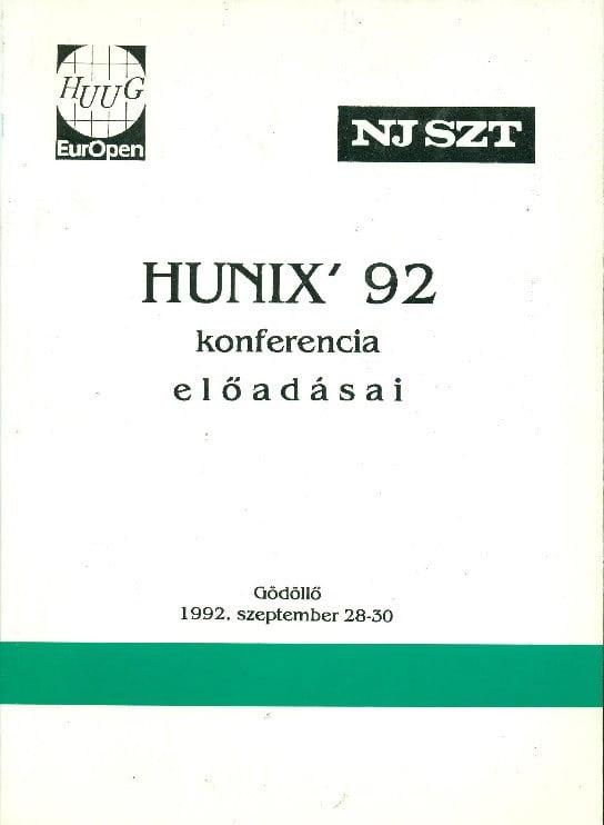 HUNIX 92