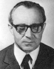 Horváth Mihály fényképe
