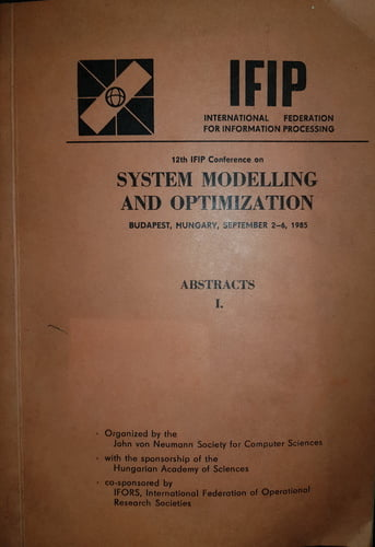IFIP System modelling