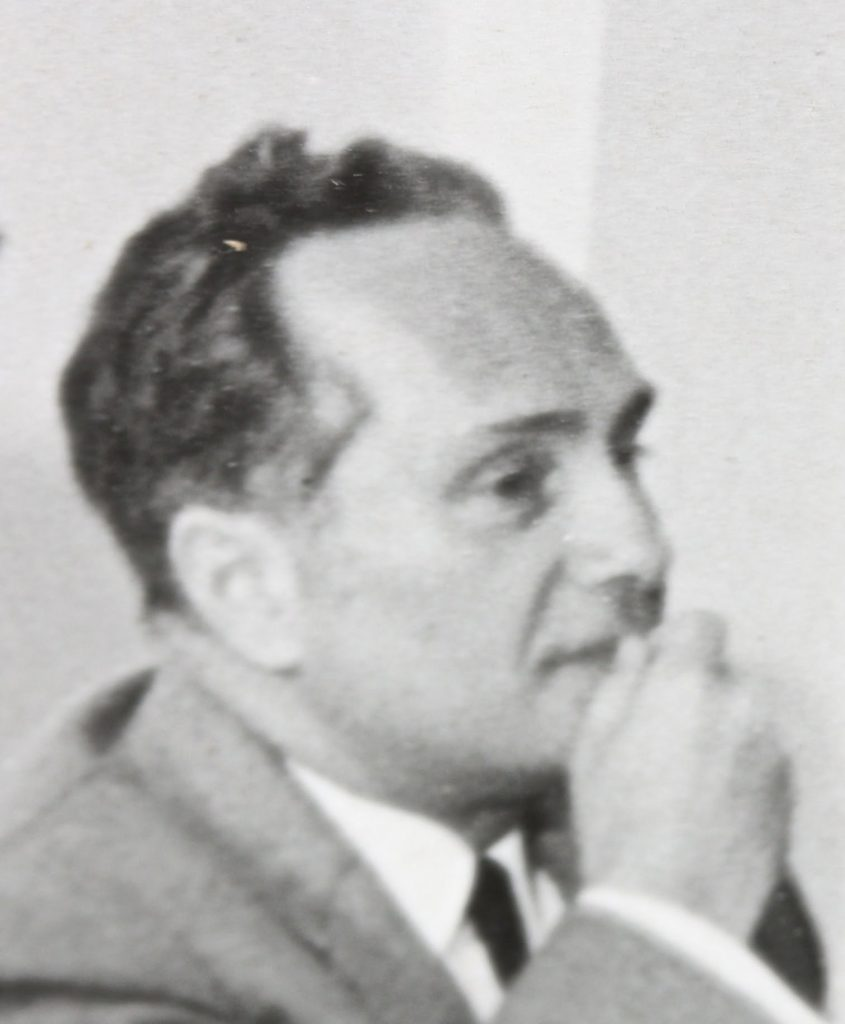 Jándy Géza fényképe