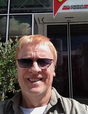 Koch Péter fényképe
