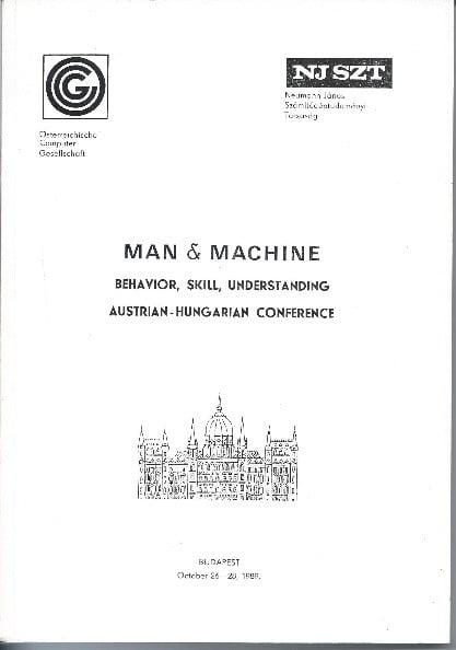 Man and Machine