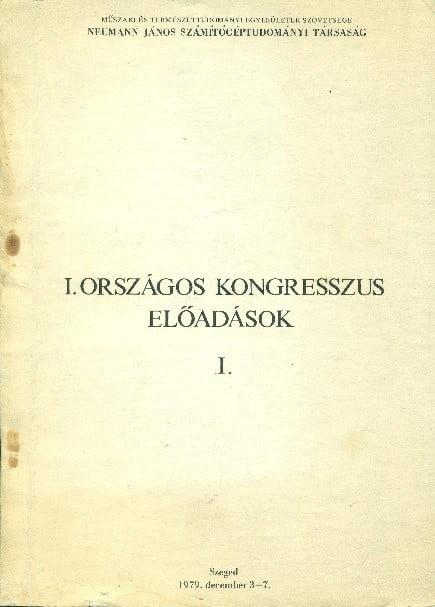 NJSZT Kongresszus 78
