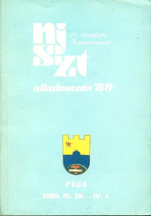 NJSZT Kongresszus 89