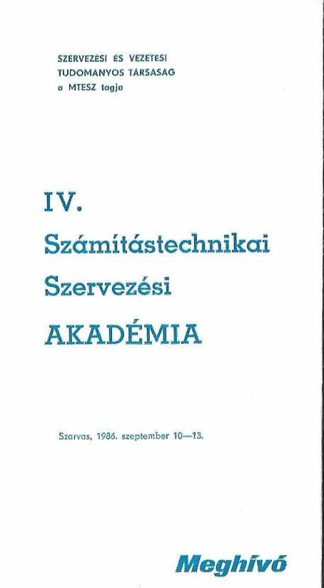 Szerv 86