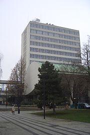 TII épület