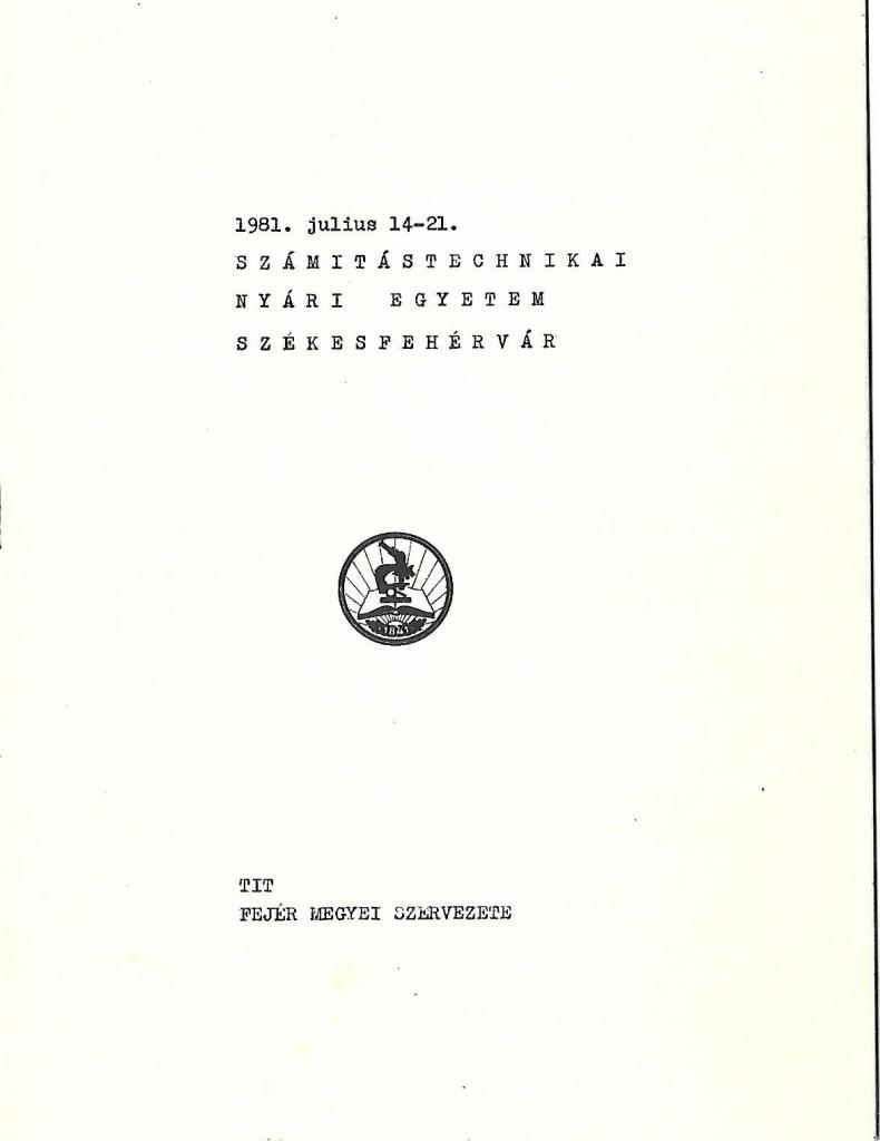TIT 1981