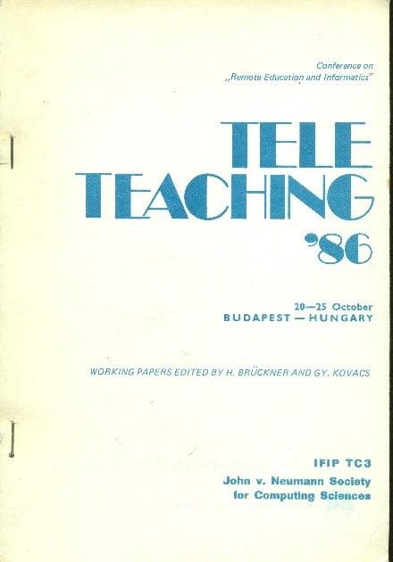 Teleteaching