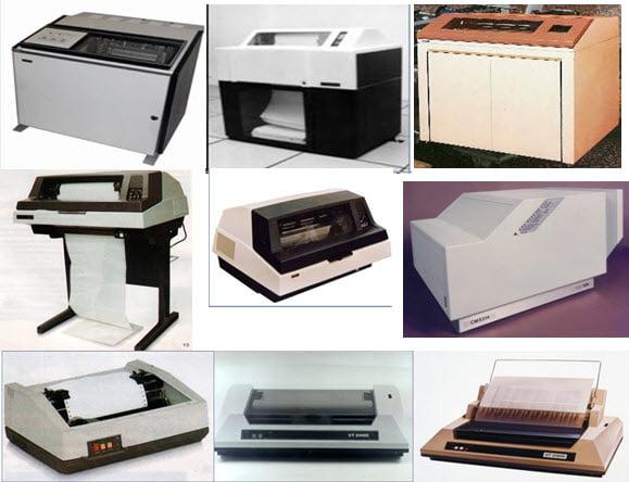 VT-nyomtatók