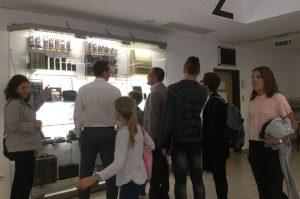 Az IT Evolúció kiállítás látogatói