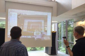 Skype kapcsolat létesítése Budapest-Washington között