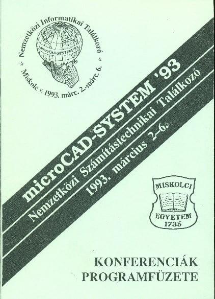 microCAD 93