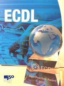 ECDL díj
